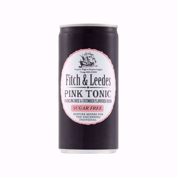 Fitch & Leeds Pink Tonic...