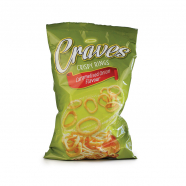 Craves Crispy Rings...